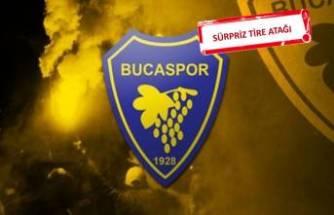 Bucaspor Başkanı Aktaş'tan sürpriz Tire atağı!