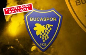Bucaspor'un yol haritası belirlenecek