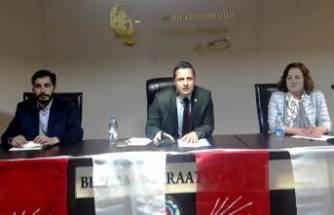 CHP İzmir İl Başkanı Yücel'in ilçe çıkarmaları devam ediyor