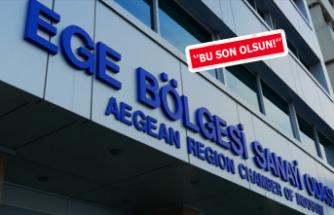 EBSO'dan Kılıçdaroğlu için sağduyu çağrısı