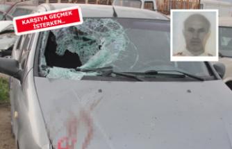 Emekli polis memuru, kazada öldü