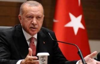 Erdoğan'dan çarpıcı açıklamalar