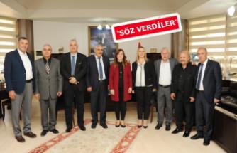 Fatma Çalkaya: Muhtarlar ile birlikte çalışacağız