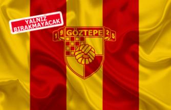 Göztepe'de Başkan Sepil döndü