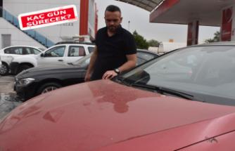 İzmir'de çamur yağmuru
