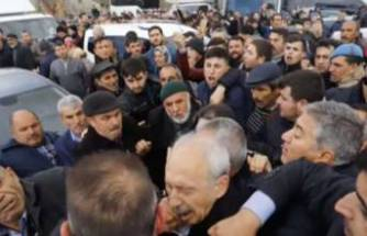 Kılıçdaroğlu, saldırgandan şikayetçi oldu
