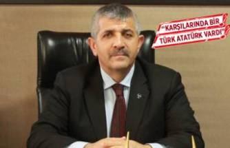 MHP İl Başkanı Şahin'den 23 Nisan kutlaması