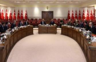 """Milli Savunma Bakanlığında """"önemli"""" toplantı"""