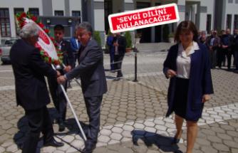 Ödemiş'te Kılıçdaroğlu tepkisi