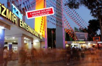 88. İzmir Enternasyonal Fuarı'na dev partner