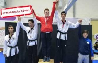 Bayraklı'nın taekwondo gururu