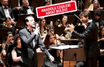 Cem Adrian ve Şef İbrahim Yazıcı'dan muhteşem konser