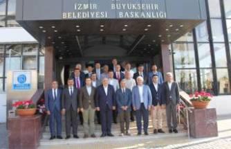 CHP İzmir'de 'İstanbul' zirvesi