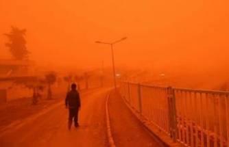 Çöl tozları Türkiye'ye geliyor