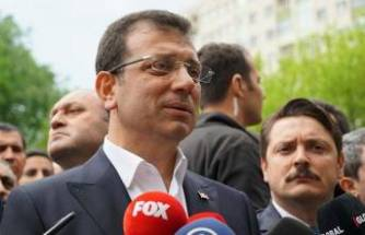 İmamoğlu'ndan Erdoğan'a 'noktalı' yanıt