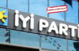 İYİ Parti İzmir'de 'hastalık' ataması