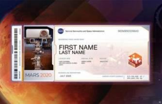 Mars bileti başvurusunda Türkiye zirveye ulaştı