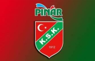 Pınar Karşıyaka'ya milli gurur