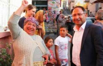 CHP'li Purçu: İmamoğlu Romanların da umudu