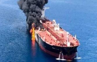 İran: Tanker saldırılarından ABD sorumlu