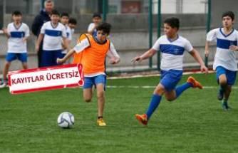Konak'ta spor heyecanı
