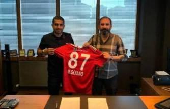 Marcelo Goiano, Sivasspor'da