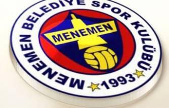 Menemen Belediyespor'da Alberk Süper Lig'e doğru