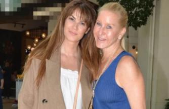 Tülin Şahin ve Diana Şahenk'in alışveriş turu