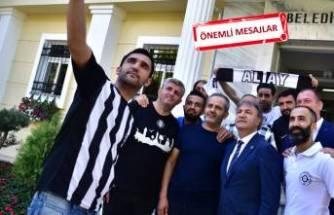 """""""Tüm İzmir kulüplerine eşit mesafedeyiz"""""""
