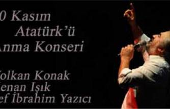 10 Kasım Atatürk'ü Anma Gecesi