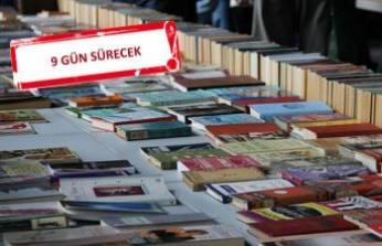 24. TÜYAP İzmir Kitap Fuarı yarın açılıyor!