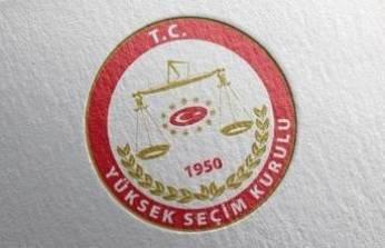 YSK'dan KHK'lı adaylar için yapılan itiraza karar