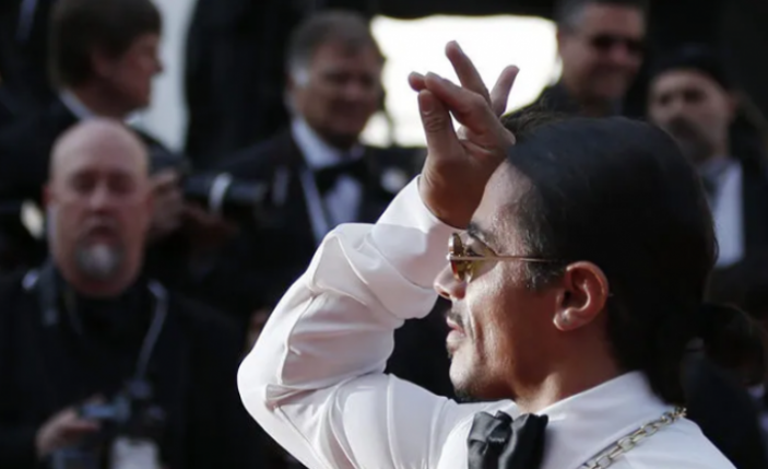 Nusret Gökçe, Cannes'dan eli boş dönmedi