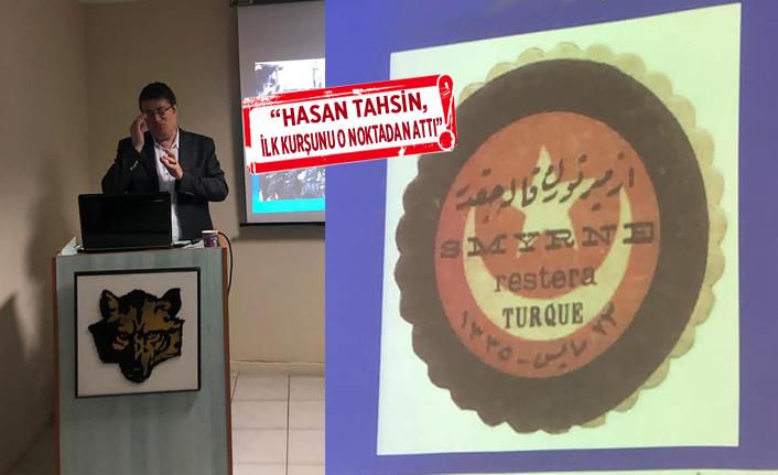 Emin Elmacı, İzmir Türk Ocağı'nda İzmir'in işgalini anlattı