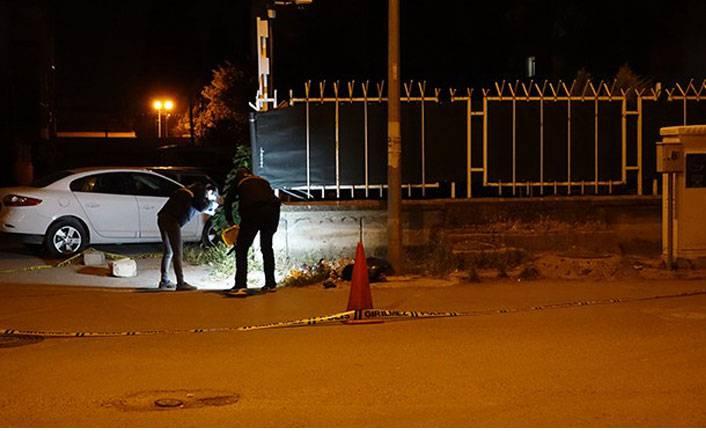 İzmir'de NATO lojmanlarına silahlı saldırı!