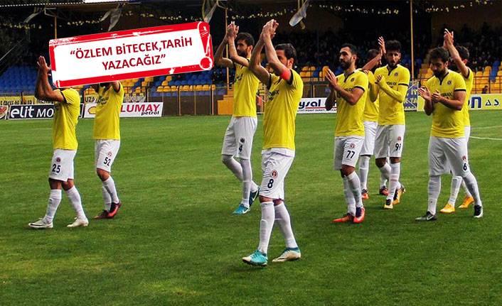 Menemen'de Veli ve Murat ikinci şampiyonluğa hazırlanıyor!