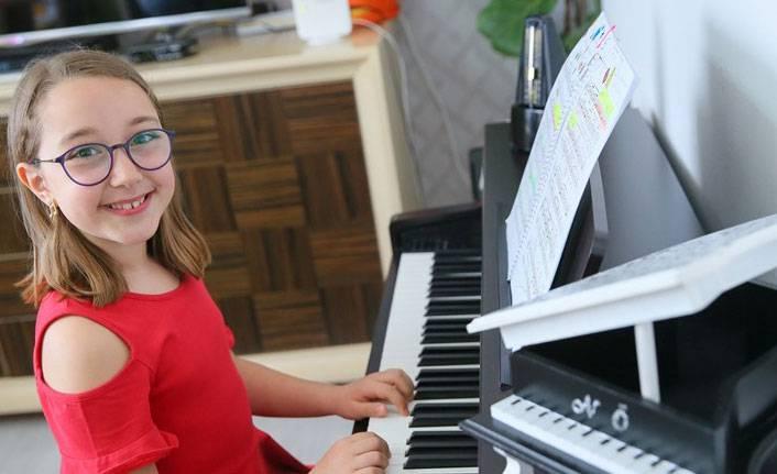 Piyanonun parlak çocuğu yeni başarılar peşinde