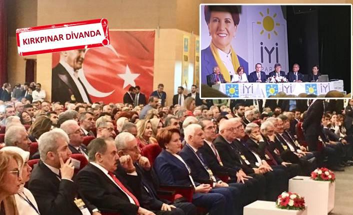 İYİ Parti'de tüzük kurultayı başladı