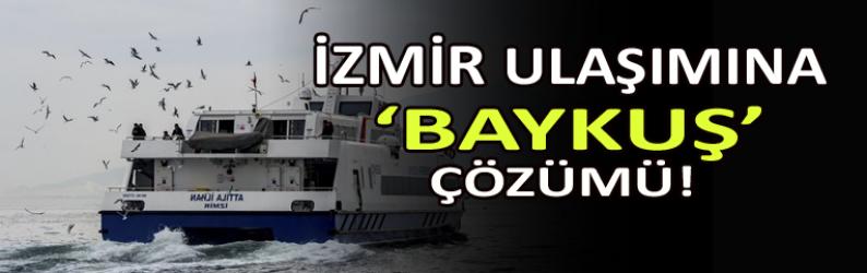 İzmir ulaşımına 'Baykuş' çözümü