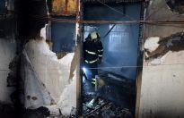 Adana'da hastanede korkutan yangın!