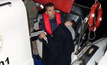 Çanakkale'de göçmen teknesi battı