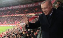 Cumhurbaşkanı Erdoğan'dan Milli Takım'a destek