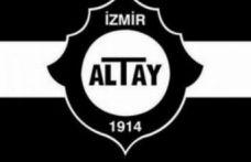 Altay evinde Boluspor'la oynuyor