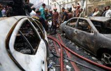 Bangladeş'te çıkan yangın faciası ülkeyi sardı!
