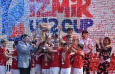 İzmir'de mini Şampiyonlar Ligi