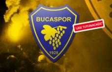 Bucaspor'un inancı tam