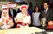 Mutfak Atölyesi'ne Atila'dan ziyaret