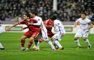 Orduspor 1 - 2 Beşiktaş