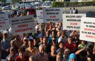 İzmir'de Bayram Eylemi