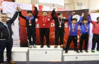 13 Yaşında Şampiyonu Oldu